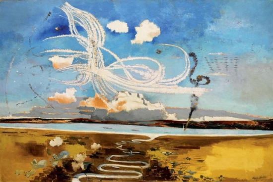 Battle of Britain - Paul Nash