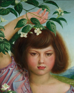 Nelly as Flora - Otto Dix