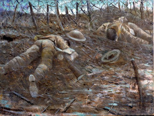 Paths of Glory by CRW Nevinson